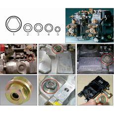 Набор головок для ТНВД специальных (BOSCH) 5 предметов, фото 1