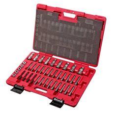 Набор инструментов для разборки и сборки стоек универсальный 39 предметов в кейсе, фото 1