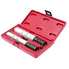 Набор инструментов для демонтажа замков клапанов (штоки 4.5-7.5мм) 3 предмета в кейсе, фото 1