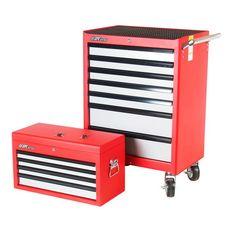 Шкаф инструментальный подкатной 4 секции, фото 1