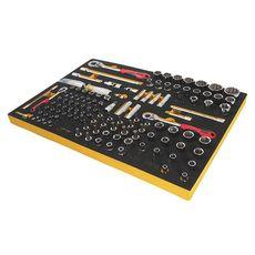 Набор инструментов 119 предметов слесарно-монтажный (BMW) в ложементе, фото 1