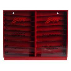 Шкаф металлический для головок торцевых, фото 1