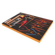 Набор инструментов 32 предмета слесарно-монтажный в ложементе, фото 1