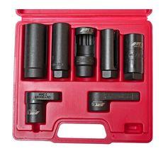 Набор головок для кислородных датчиков в кейсе 7 предметов, фото 2