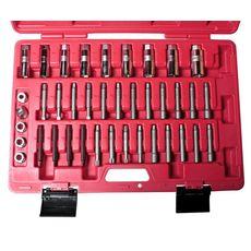 Набор инструментов для разборки и сборки стоек универсальный 39 предметов в кейсе, фото 2