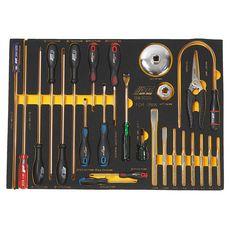 Набор инструментов 26 предметов слесарно-монтажный (BMW) в ложементе, фото 2
