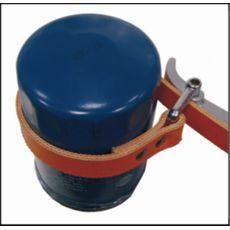 Съемник фильтров масляных 60-260мм 820мм ременный, фото 3