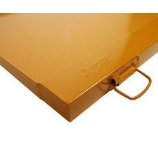 Лоток дренажный металлический для ES809, фото 2