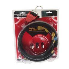 Устройство для заправки автокондиционера с магнитным ремнем, фото 2