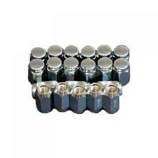 Комплект колесных гаек М12x1,5 RH 20 предметов FORCE 642420, фото 1