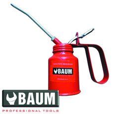 Маслёнка для жидкого масла с фиксированным носиком 125мл BAUM 215-1/4, фото 1
