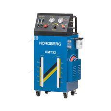 Установка для промывки и замены жидкости в АКПП NORDBERG CMT32, фото 1