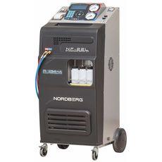 Автоматическая установка для заправки автомобильных кондиционеров 22 л NORDBERG NF22L, фото 1