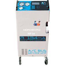Установка для заправки кондиционеров автобусов автомат  NORDBERG NF40, фото 1