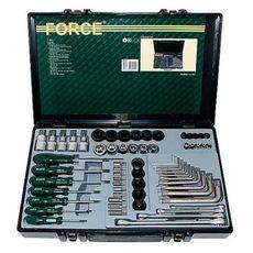 Набор инструмента Torx (64 предмета) FORCE 4651, фото 1