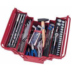 Набор инструментов в ящике 103 предмета KING TONY 902-103MR раскладной, фото 1